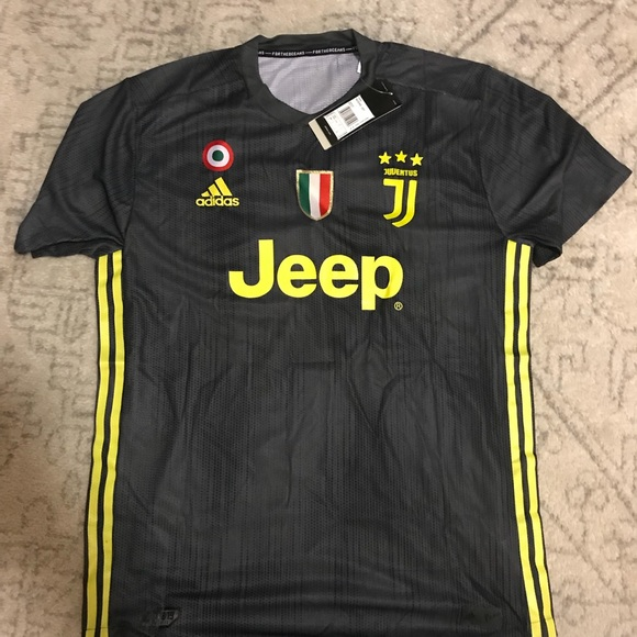 the best attitude f2dd5 1e3d7 Black Ronaldo Juventus Black Kit/Jersey NWT